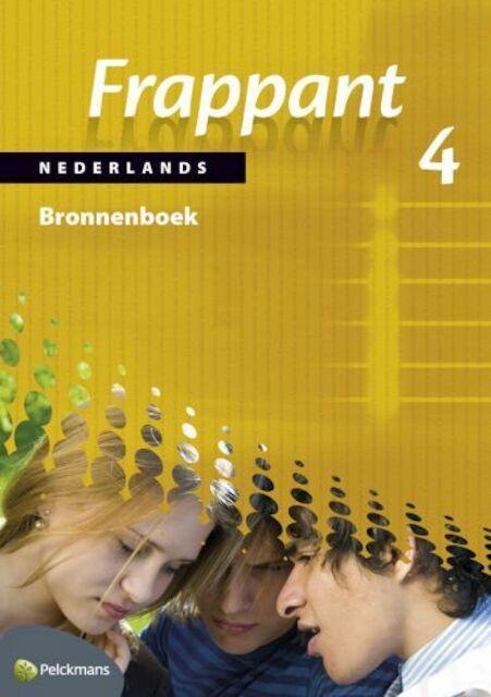 Frappant Nederlands 4 aso Bronnenboek - Unknown