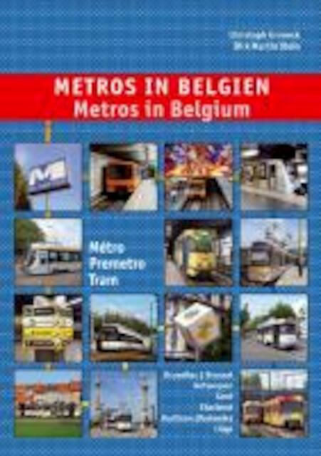 Metros in Belgien - Christoph Groneck