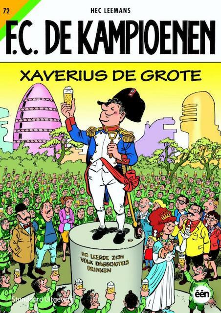 Xaverius de grote - Hec Leemans