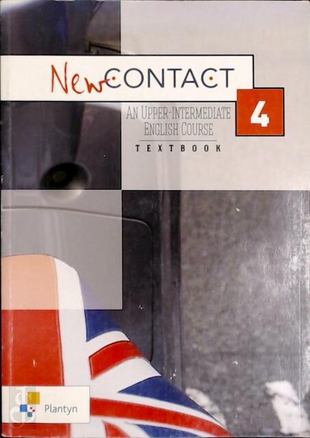 New contact 4 textbook - Roger Passchyn; Geert Claeys