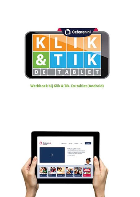 Klik & Tik de tablet (Android) - Ella Bohnenn, Fouke Jansen, Bregje van Oel