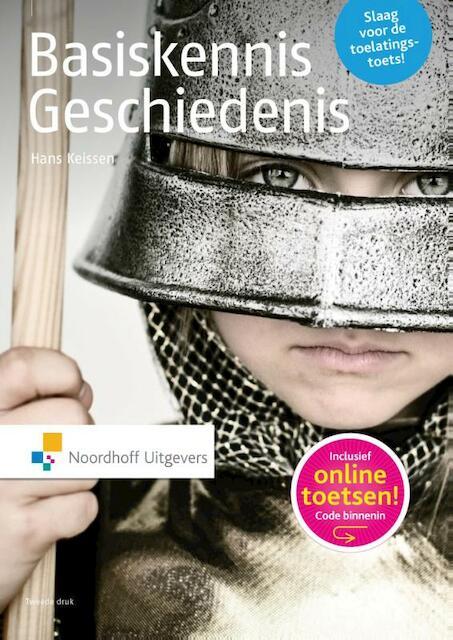 Basiskennis geschiedenis - Hans Keissen