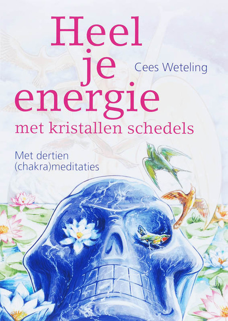 Heel je energie met kristallen schedels - C. Weteling