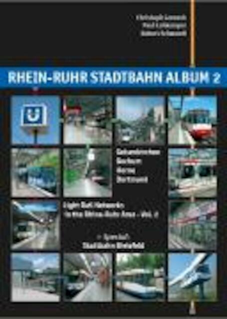 Rhein-Ruhr Stadtbahn Album 2 - Christoph Groneck