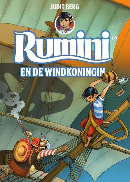 Rumini en de Windkoningin - Judit Berg