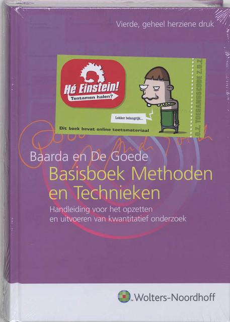 Baarda en de goede basisboek methoden en technieken