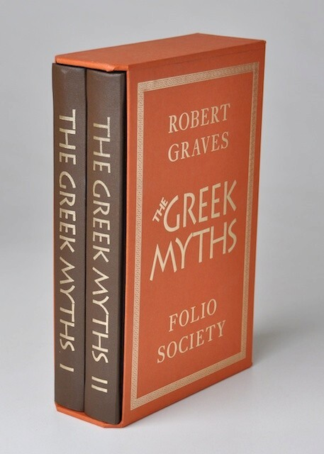The Greek Myths - Robert Graves