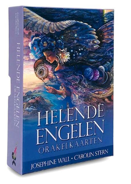 Helende Engelen Orakelkaarten - Caroline Stern