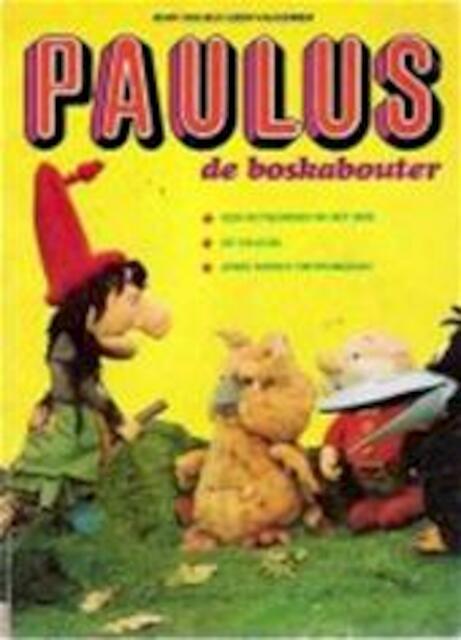 Paulus de boskabouter - Jean Dulieu