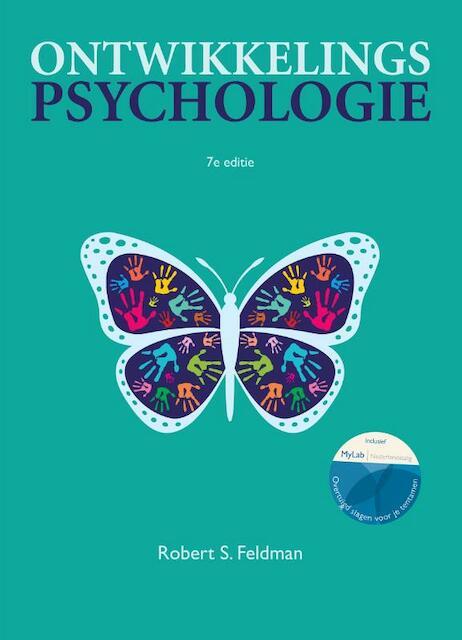 Ontwikkelingspsychologie, 7e editie met MyLab NL toegangscode - Robert S. Feldman