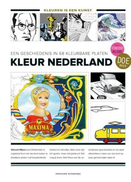 Kleur Nederland - Vincent Wijers