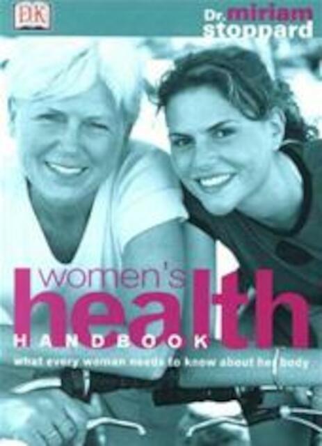 Women's health handbook - Miriam Stoppard