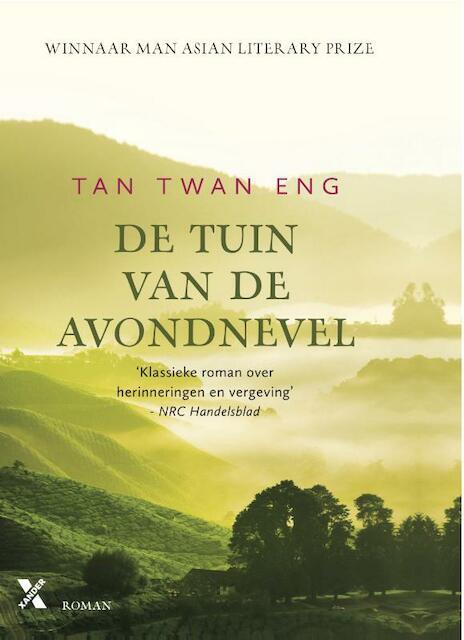 De tuin van de avondnevel e boek e book tan twan eng for De geheime tuin boek