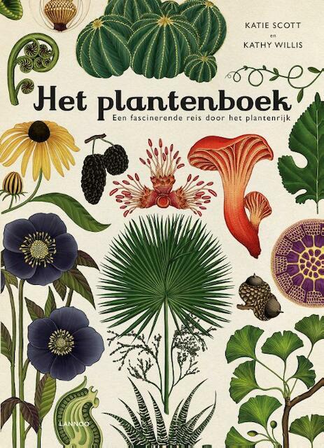 Het plantenboek - Katie Scott, Kathy Willis