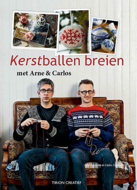 Kerstballen breien met Arne & Carlos - Arne, Carlos
