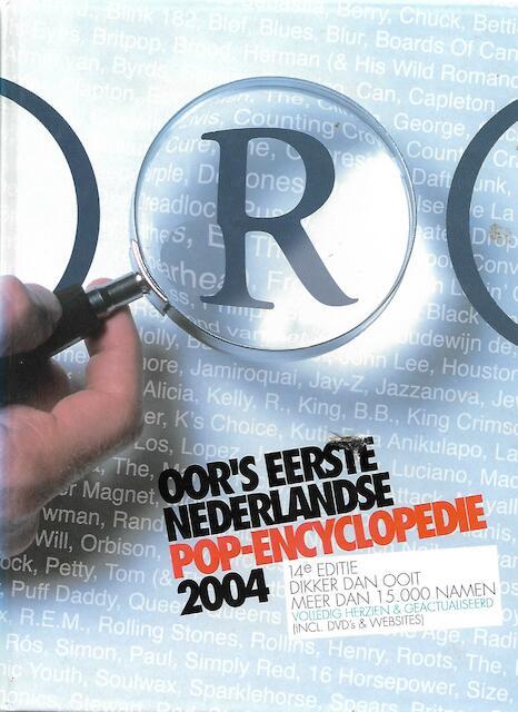 OOR's eerste Nederlandse popencyclopedie 2004 - Unknown