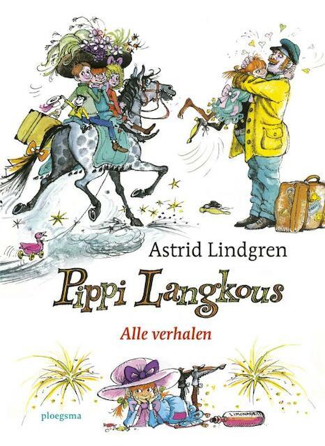 Pippi Langkous - Astrid Lindgren