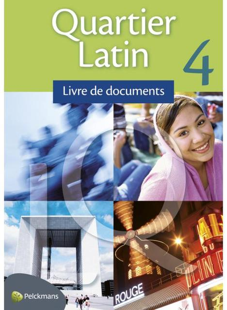 Quartier Latin 4 livre de documents - Unknown