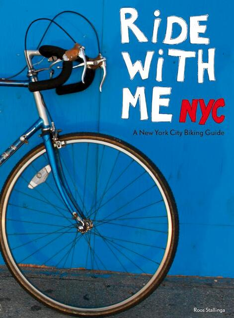 Ride with me NYC - Roos Stallinga
