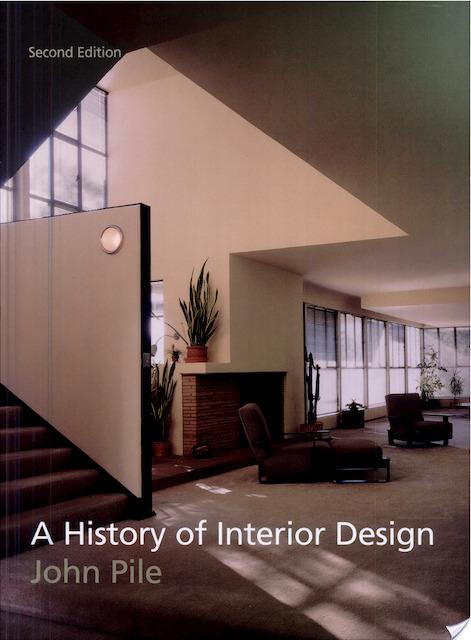 A History Of Interior Design John F Pile John F Pile Isbn 9781856694186 De Slegte