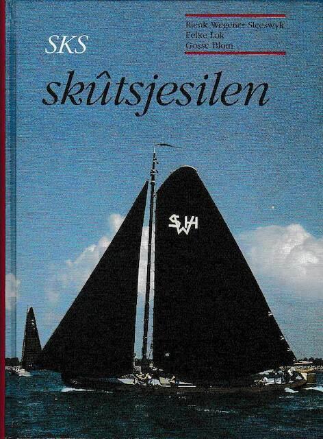 SKS Skutsjesilen - Rienk Wegener Sleeswyk, Gosse Eelke / BLOM Lok