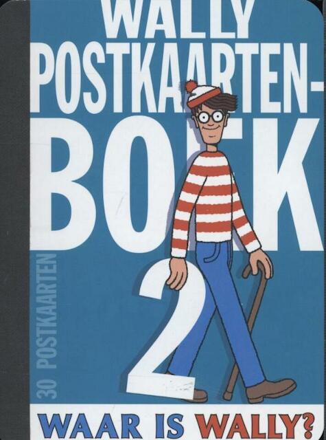 Postkaartenboek - Martin Handford