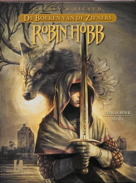 Molly - Jean-Charles Gaudin, Robin Hobb, Robin. Hobb