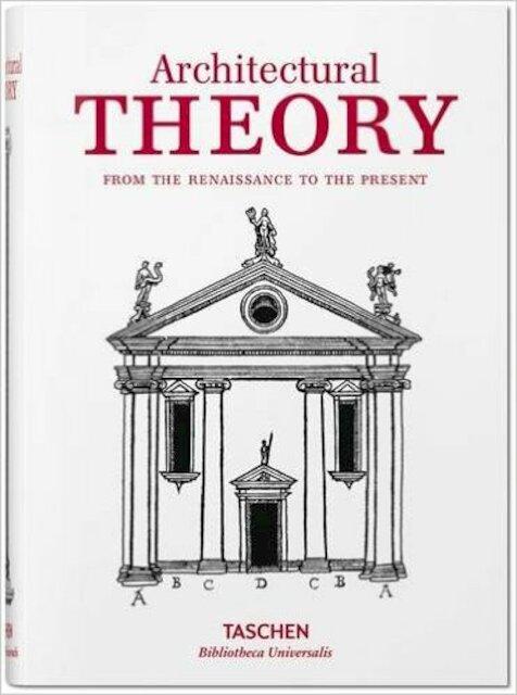 Architectural Theory - Taschen