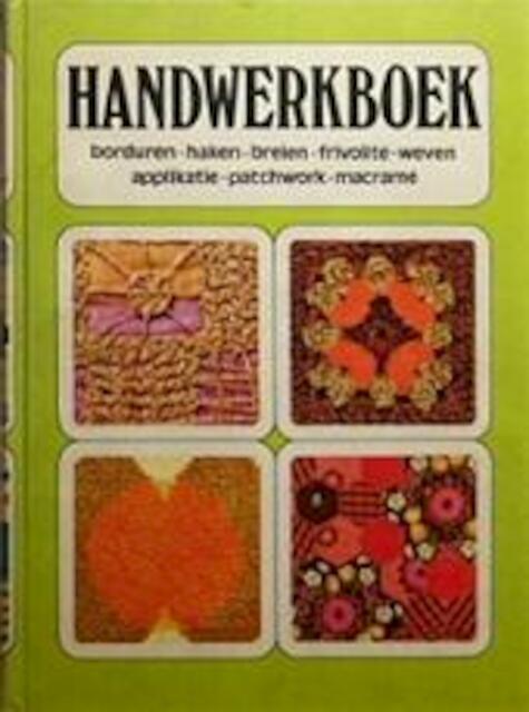 Handwerkboek - Jutta LammÈR