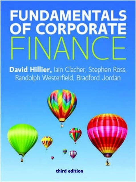 fundamentals of corporate finance ch 1 The best-selling fundamentals of corporate finance (fcf) has three basic themes that are the central focus of the book: 1) an emphasis on intuition—the authors separate and explain the principles at work on a common sense, intuitive level before launching into any specifics 2) a unified valuation .