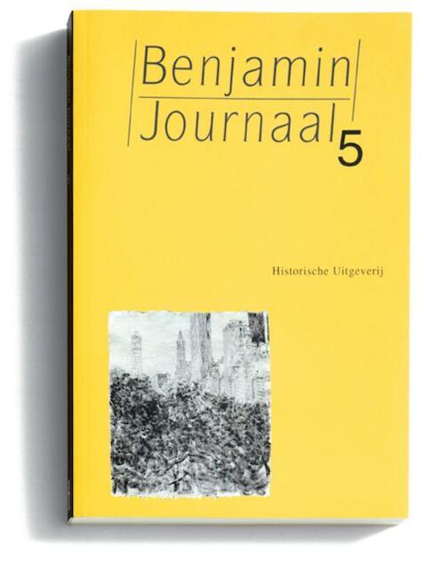 5 - Walter Benjamin