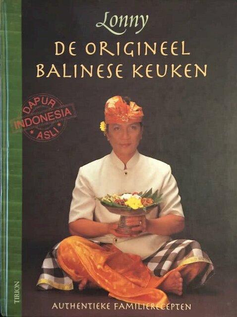 De Origineel Balinese Keuken Lonny Gerungan B Lonny