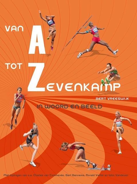 Van A tot Zevenkamp - Bert Vreeswijk