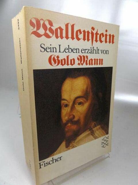 Wallenstein - Golo Mann