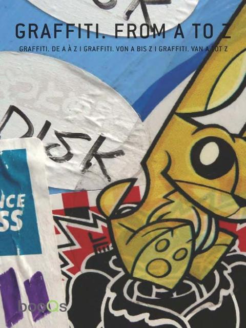 Grafitti. from A to Z - Cristian Campos