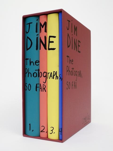 Jim Dine - The Photographs So Far -