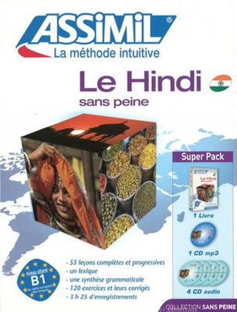 Hindi Sans Peine - Annie Montaut