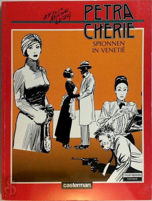 Spionnen in Venetië - Attilio Micheluzzi, Mat Schifferstein