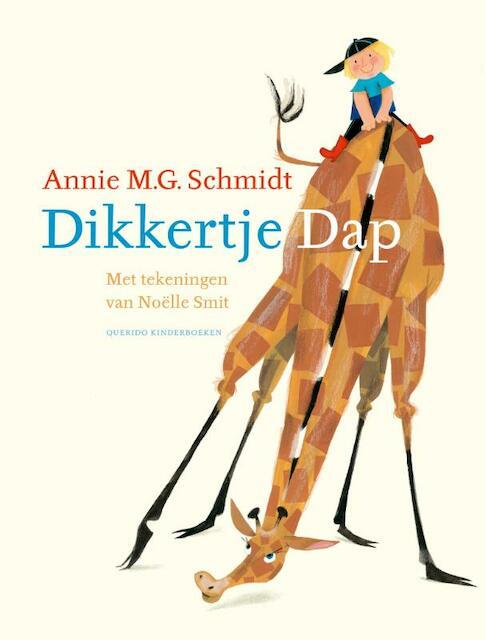 Dikkertje Dap - Annie M.G. Schmidt