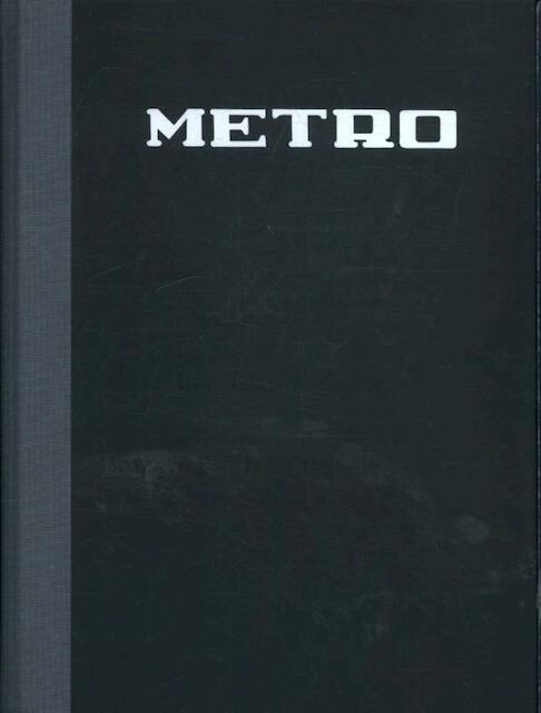 Metro - Marten Toonder