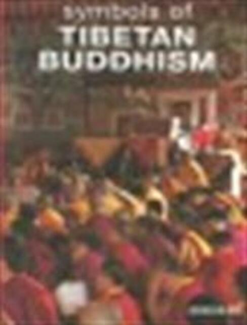Symbols of Tibetan Buddhism - Claude B. Levenson, Laziz Hamani