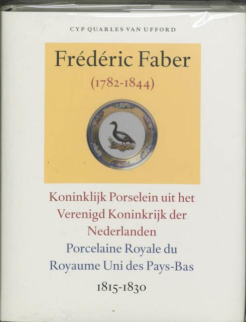 Frederic Faber (1782-1844) - C. Quarles van Ufford, Cyp Quarles van Ufford
