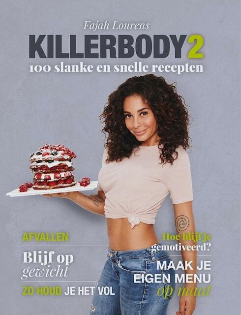 Killerbody 2 - Fajah Lourens, Nanneke Schreurs, Anke Langelaan