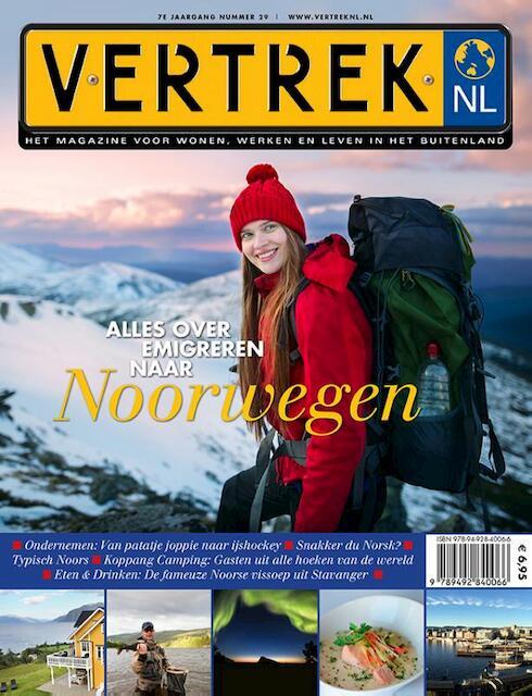 VertrekNL Noorwegen -