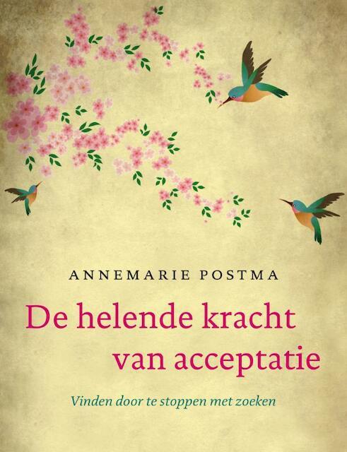 De helende kracht van acceptatie - Annemarie Postma