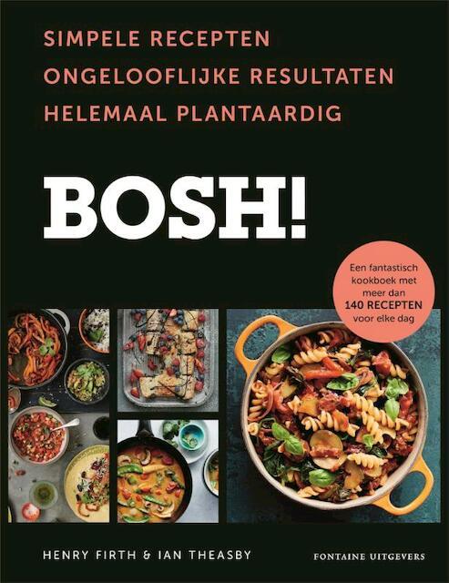 Bosh! - Henry Firth, Ian Theasby