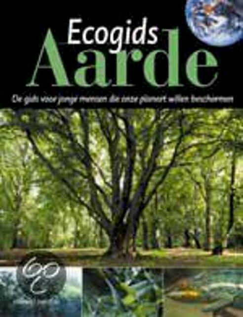 Ecogids aarde - David Burnie, Pieter Janssens