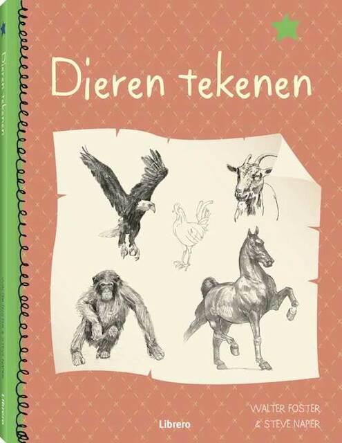 Dieren tekenen - Walter Foster, Ernest Norling