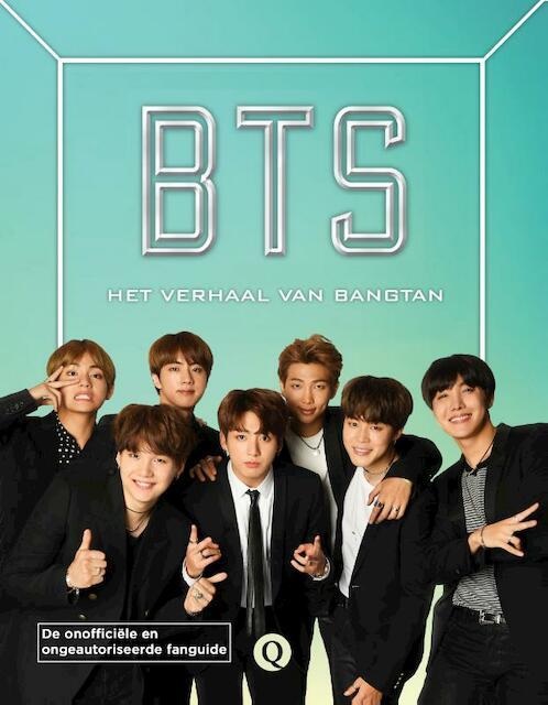 BTS: Het verhaal van Bangtan - Cara J. Stevens