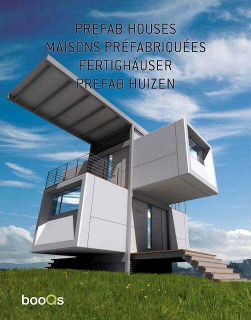 Prefab Houses/ Maisons prefabriquees / Fertighauser / prefab huizen - Unknown